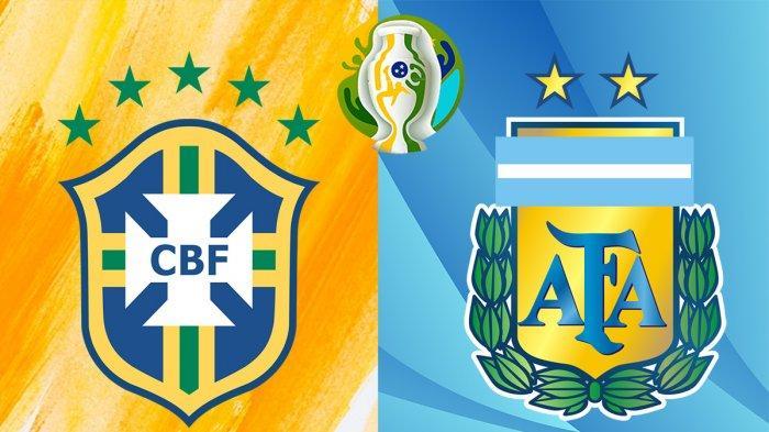 Jadwal Semifinal Copa America 2019 Brazil Vs Argentina: Bentrok Andalan Utama Barcelona