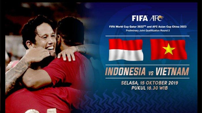PREDIKSI LINE UP Pemain Timnas Indonesia Vs Vietnam 18:30 WIB Live Mola TV, Alberto Goncalves Main ?