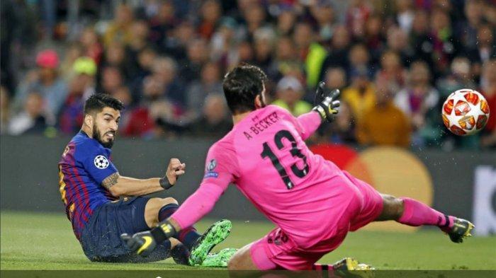 Jadwal Siaran Langsung Liga Champions di RCTI Semifinal Liverpool Vs Barcelona Tanpa Pemain Utama