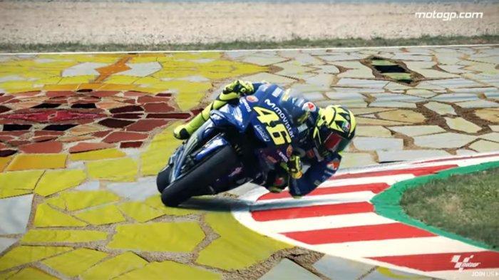 Jadwal Siaran Langsung MotoGP Catalunya Spanyol 2019 di Trans7, Valentino Rossi Start Posisi Empat