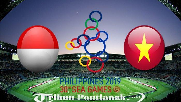 Jadwal Timnas Indonesia Vs Vietnam Bola SEA Games 2019 l Ajang Pembuktian dan Janji Osvaldo Haay