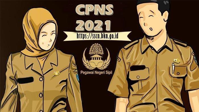 JADWAL TERBARU Pendaftaran CPNS 2021 dan PPPK Setelah Ditunda, Login www.bkn.go.id dan Medsos BKN
