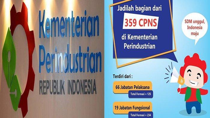 JADWAL Tes CPNS Kementerian Perindustrian, Ini Cara Melihat Jadwal SKD CPNS 2021 di Semua Instansi