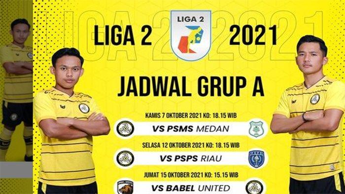 Klasemen Liga 2 Usai PSMS Ditahan Tiga Naga dan Mitra Kukar vs PSBS Biak 1-1! Cek Jadwal Selanjutnya