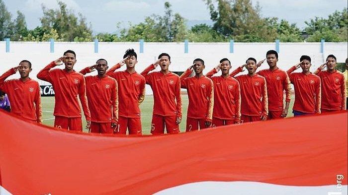 JADWAL Timnas Indonesia U-16 di Kualifikasi Piala Asia U-16 2020, Garuda Muda Satu Grup dengan China
