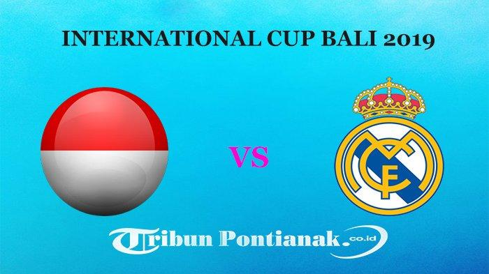 UPDATE Hasil Timnas U-20 All Stars Vs Real Madrid, Comeback Dramatis El Real Bungkam Beckham Cs