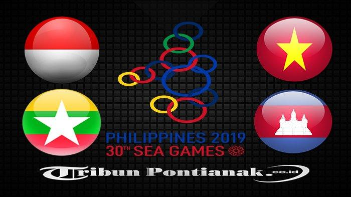 Live Streaming RCTI Indonesia Vs Myanmar Semifinal SEA Games Bola, Timnas Lolos Final SEA Games ?