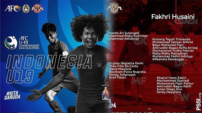 Timnas U19 Vs Timor Leste Kualifikasi Piala Asia U-19 | Satu Pemain Timnas Cedera, Gali Freitas Main