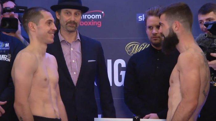 Jadwal World Boxing Scott Quigg vs Jono Carroll, Tinju Dunia Minggu 8 Maret 2020
