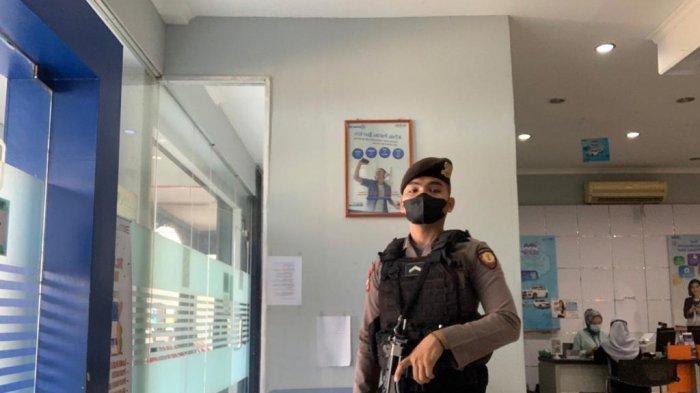 Cegah Tindak Kriminal, Personel Polres Sambas Lakukan Pengamanan di Objek Vital