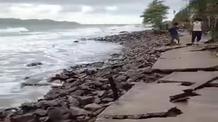 Pulau Lemukutan Dihantam Badai, Ini Upaya BPBD Bengkayang