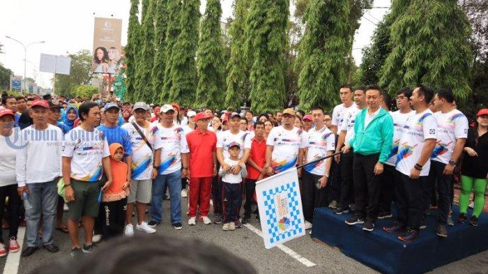 Jiwasraya Suport Jalan Sehat Insurance Day