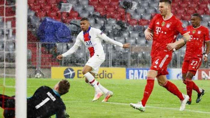 Jalannya Pertandingan Hasil Liga Champion Tadi Malam Bayern Munchen 2-3 PSG FC Porto 0-2 Chelsea
