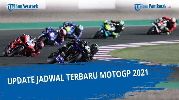 Jam Tayang Motogp Doha 2021 Lengkap Link Siaran Langsung Live Streaming Trans7 Fox Sport Vidio.com