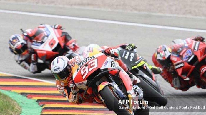 BERITA Terbaru MotoGP 2021 - Juara Dunia MotoGP 2020 Joan Mir Meredup & Bangkitnya Marc Marquez