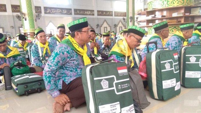 74 Calon Jamaah Haji Kayong Utara Tunggu Kepastian Jadwal Keberangkatan dari Pemerintah Pusat