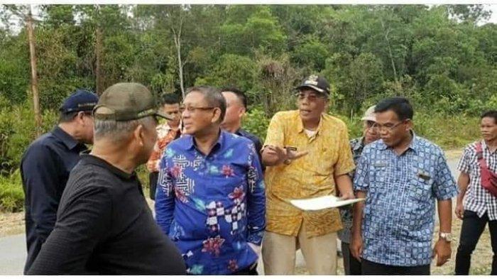 Terkait Desain Tata Kota Calon Ibu Kota Provinsi Kapuas Raya, Ini Penjelasan Jarot Winarno