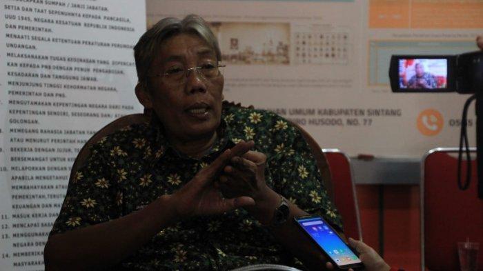Jarot Winarno hingga Yohanes Rumpak Daftar ke PKB Sintang Pilkada 2020