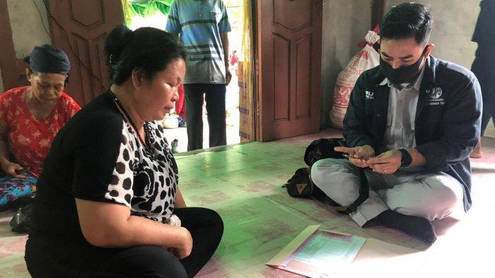Pelayanan Prima Jasa Raharja Kalbar di Tapal Batas Negara