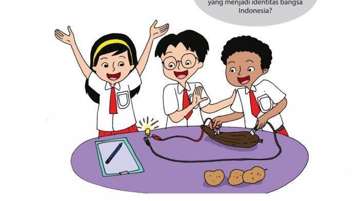 Kunci Jawaban Soal Latihan Soal Penilaian Akhir Semester 1 Tema 5 Kelas 6 Tentang Negara Asean Tribun Pontianak