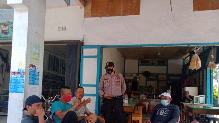 Antisipasi Aksi Kejahatan, Personel Polsek Jawai Selatan dan Polsek Teluk Keramat Gelar Patroli