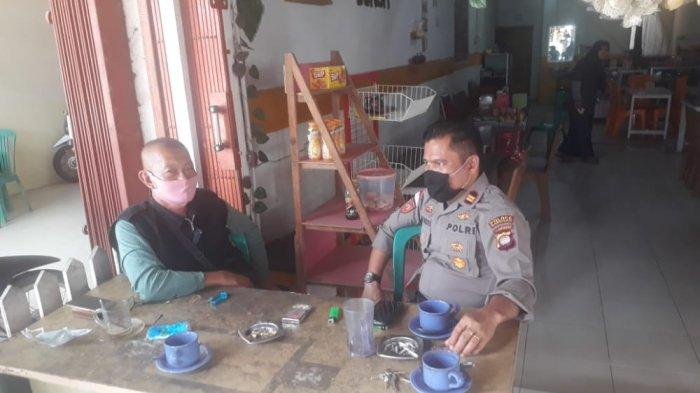 Kegiatan Silaturahmi dan Koordinasi Kapolsek Kembayan Polres Sanggau