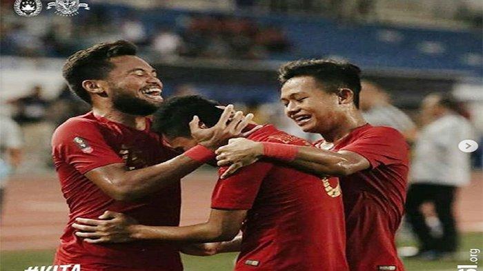 Jejak Vietnam Vs Indonesia Menuju Puncak SEA Games 2019, Live RCTI Timnas Vs Vietnam Jam 19.00 WIB
