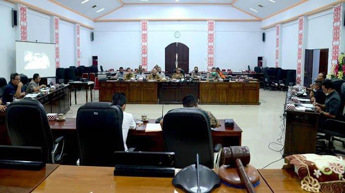 DPRD Bahas Kerusakan Ruas Jalan Provinsi di Dapil Ketapang V dan Jelai Hulu