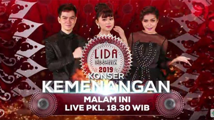 Jelang Konser Kemenangan LIDA 2019, Ini Rencana Faul Jika Menjadi Juara Liga Dangdut Indonesia 2019