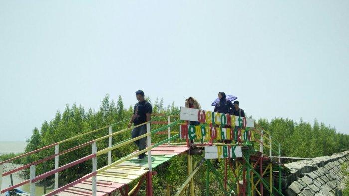 Nanik: Mangrove Park Pengungkit Daya Tarik Pariwisata di Mempawah