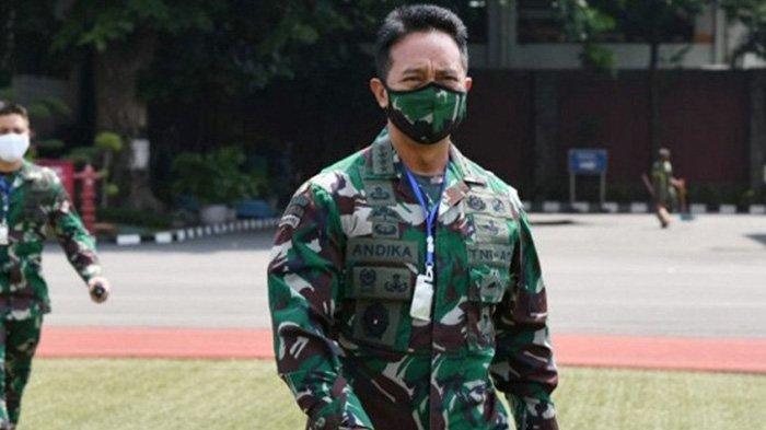 KSAD Jenderal TNI Andika Perkasa Laporkan Harta Kekayaan Pertama Kali, Sebesar Rp 179 M