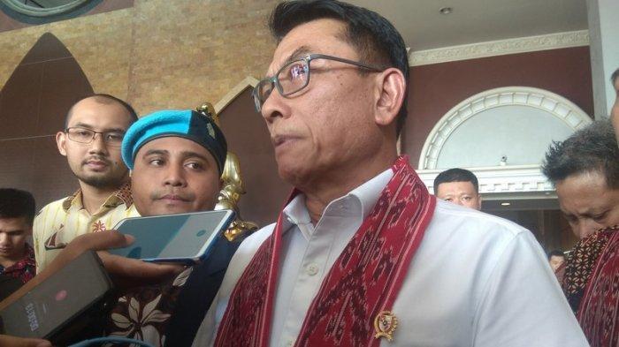 Moeldoko Takut Terjebak Rekonsiliasi Jokowi - Prabowo Jadi Negosiasi Kepentingan Satu Kelompok