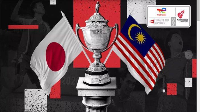 Live Score Thomas Cup 2021 Sekarang Andalan Malaysia Aron Chia/Soh Wooi Yik vs Ganda Jepang