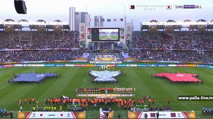 STREAMING Jepang Vs Qatar, Asian Cup Finals 2019 LIVE Free FOX Sports Asia! LINE UP Jepang Vs Qatar