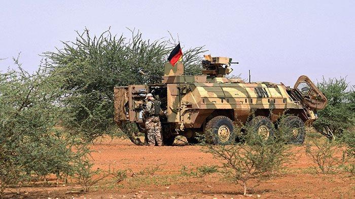 JERMAN ''Angkat Kaki'' dari Afghanistan   Misi Paling Mematikan Militer Jerman Sejak Perang Dunia II