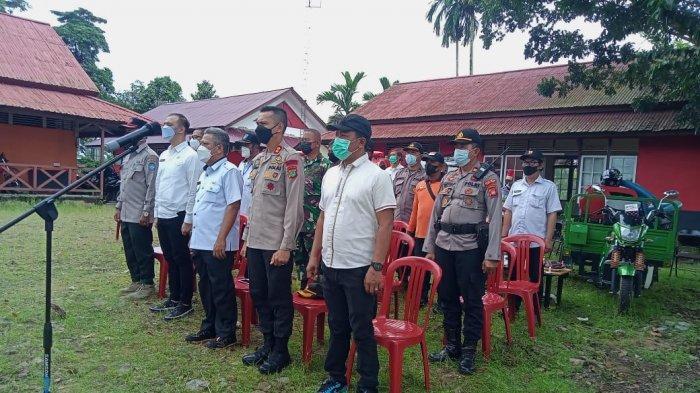 Kapolres Kubu Raya dan Forkopimda Hadiri Launching ASAP Digital Nasional di Daops Manggala Agni