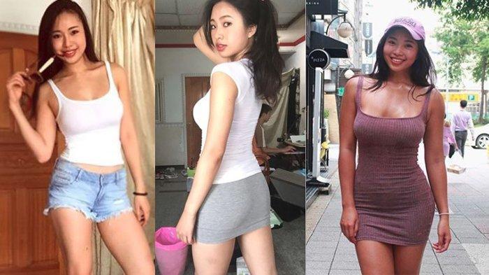 Foto-foto Wanita Ini Jadi Sensasi di Dunia Maya, Dulu Kurus, Kini Tubuhnya Seksi Abis, Body Goals!