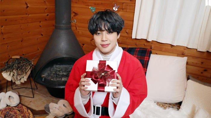 Hebohkan ARMY, Jimin BTS Rilis Lagu Baru Christmas Love pada Momen Natal 2020