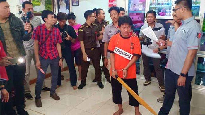Teman Korban Pembunuhan di Singkawang Beberkan Kejadian pada Polisi