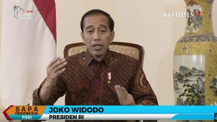Beri Bocoran Soal Kabinet Baru ! Presiden Jokowi : Diwarnai Anak Muda, Bisa Saja Usia 20-25 Tahun
