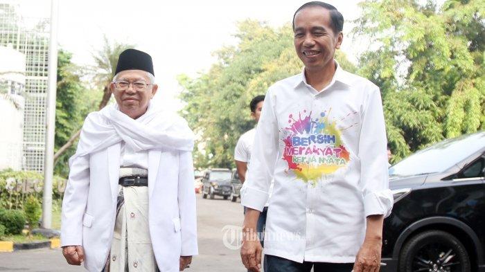 Kembali Jadi Presiden, Jokowi Pecahkan Mitos Pilpres Sejak 2009
