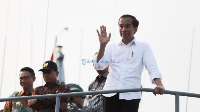 Presiden Jokowi Kunjungan ke Abu Dhabi Uni Emirat Arab di tengah Konflik Iran Vs Amerika Serikat