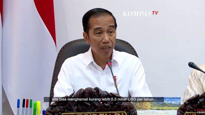 Jokowi Beri Bocoran Komposisi Menteri di Kabinet Baru, Ingatkan Parpol Hanya Bisa Beri Usulan