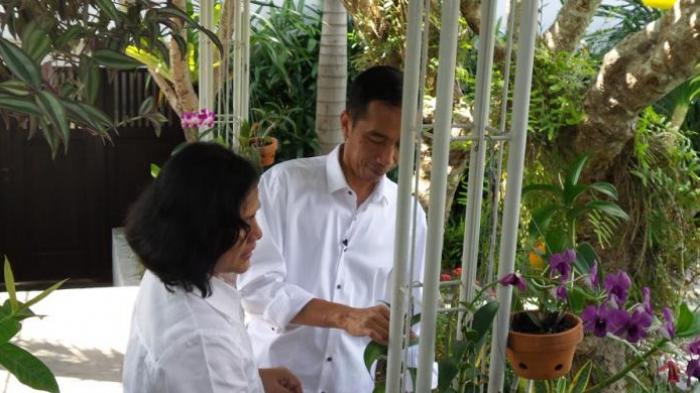 Intip Rumah Presiden Jokowi dan Iriana yang Jarang Diketahui Publik, Terlihat Antik dan Asri