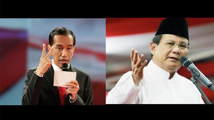 Pertandingan Ulang Jokowi vs Prabowo