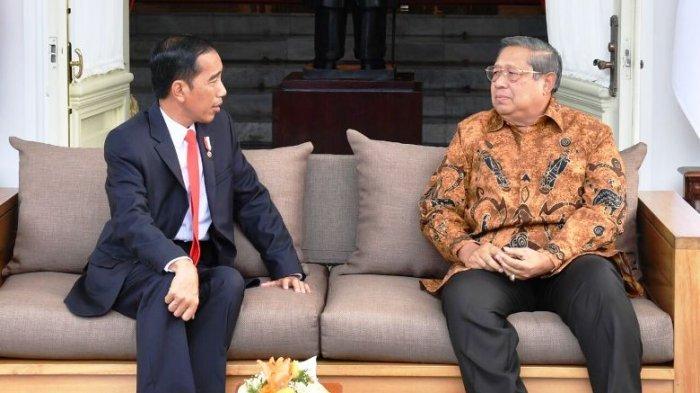 Semua (Kok) ke Jokowi?