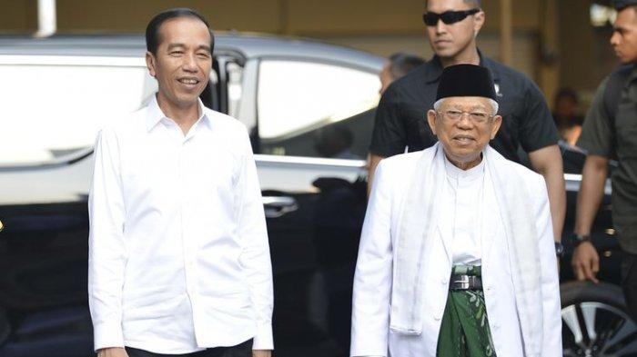 Selain Ajak Rakyat Bersatu Pasca Pilpres, Joko Widodo Juga Ajak Prabowo-Sandiaga Bangun Bangsa