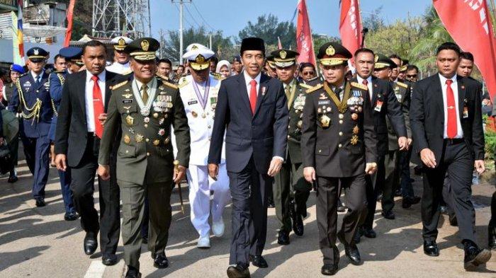 Selamat HUT ke-72 TNI