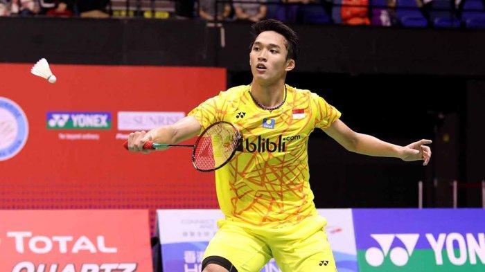 JADWAL Perempat Final Thailand Open 2021 Jumat 15 Januari Live Streaming TVRI Mulai Jam 09.00 WIB