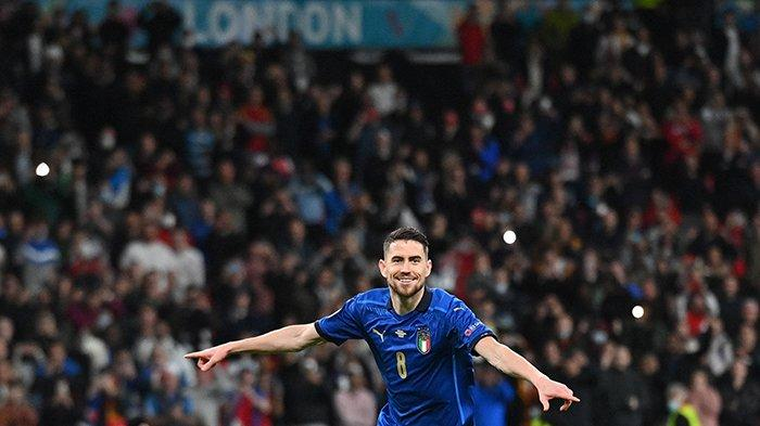Sejarah Pertemuan Italia vs Inggris Final Ideal EURO - Rekap Drama Adu Penalti Italia Vs Spanyol